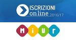 Iscrizioni online 2016-2017