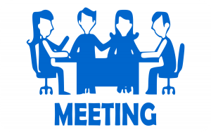 Banner meeting 3 white